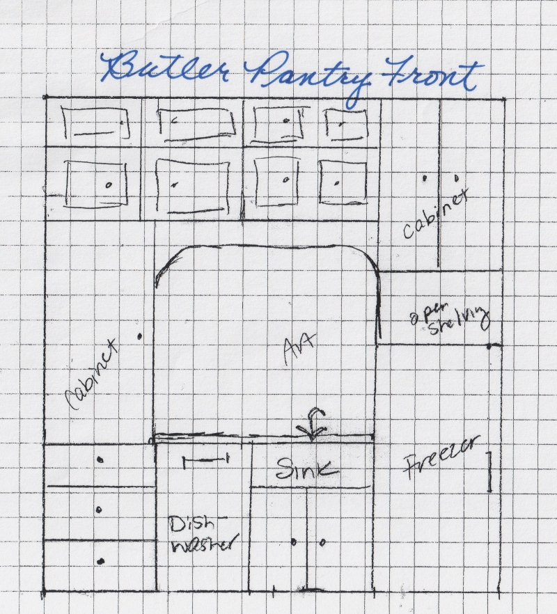 Butler Pantry 1