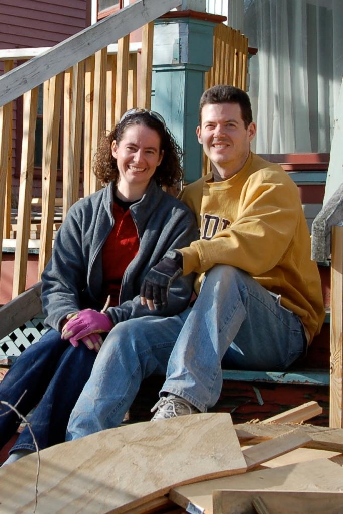Amy and Doug