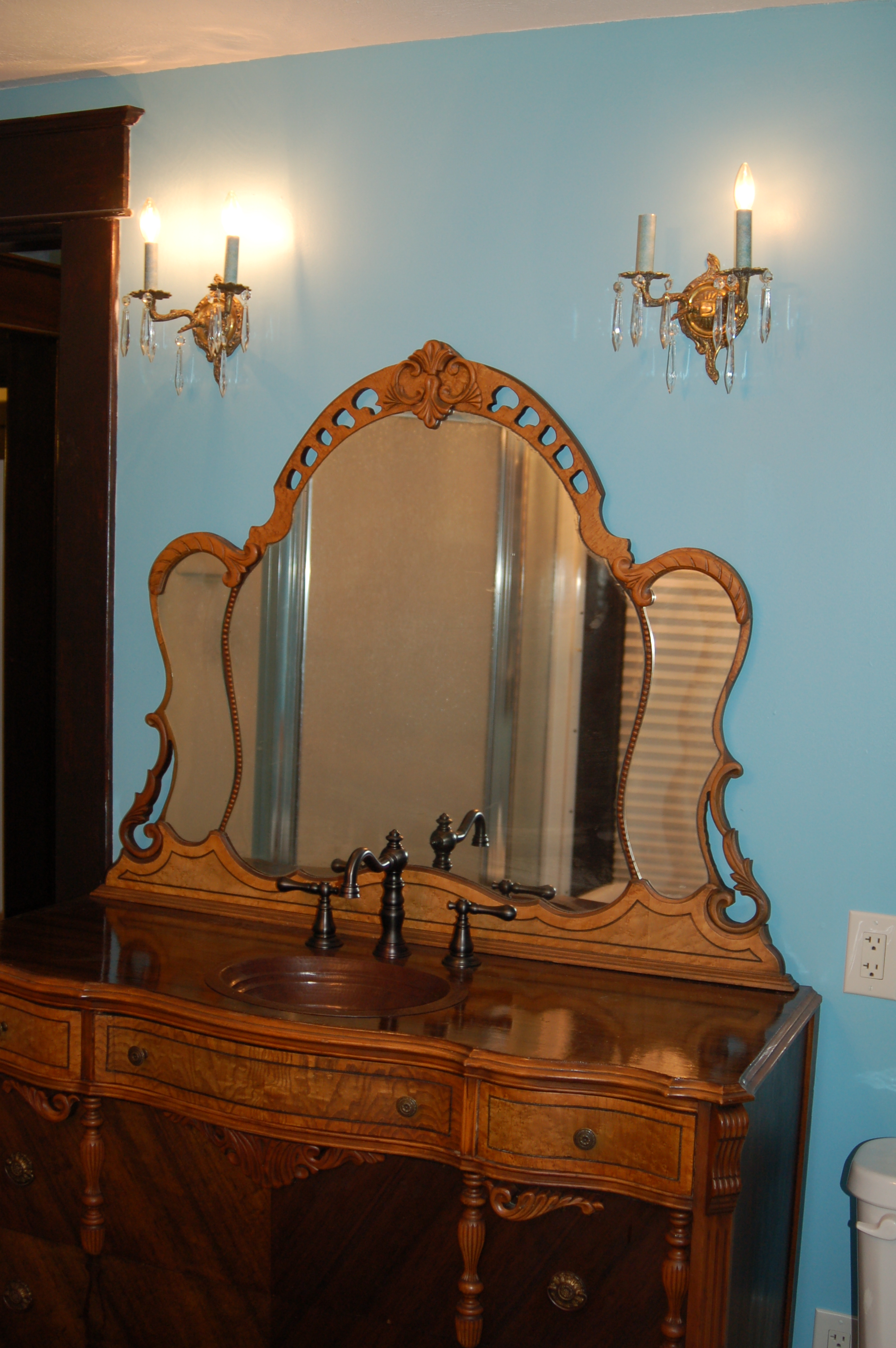 Flashback Friday A Dresser To A Vanity Vivacious Victorian