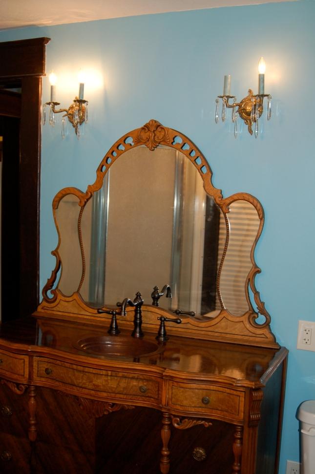 vanity dresser plans