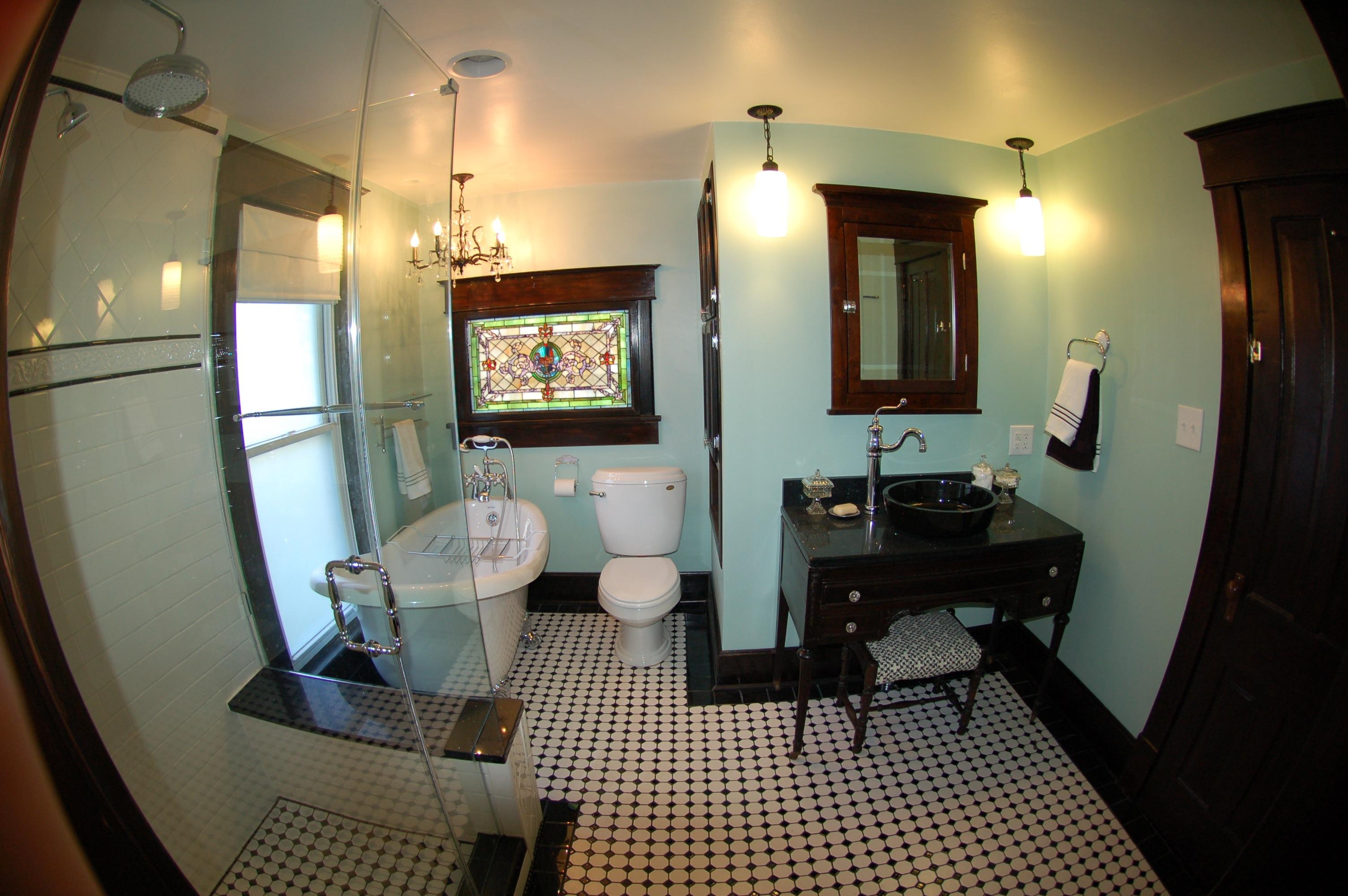 Guest Bath Final Blog Post26. I Wish This Were Mine   The Cottage Bathroom Complete   Vivacious