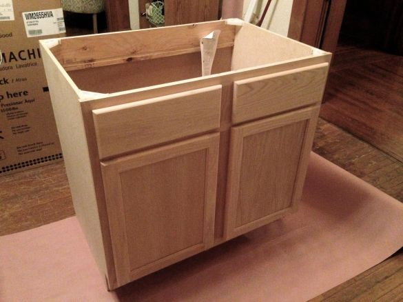 cabinet plans for laundry room
