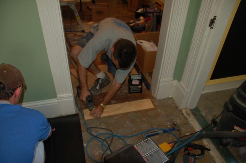 Utility Room Floor Cottage19