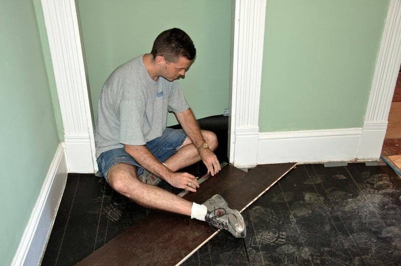Utility Room Floor Cottage21