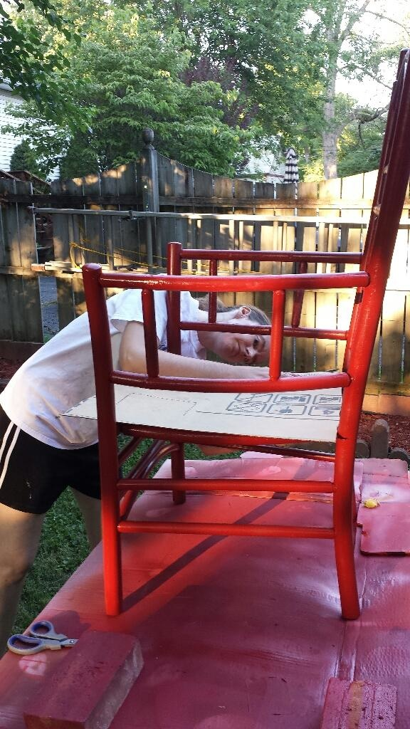 Red Chair20