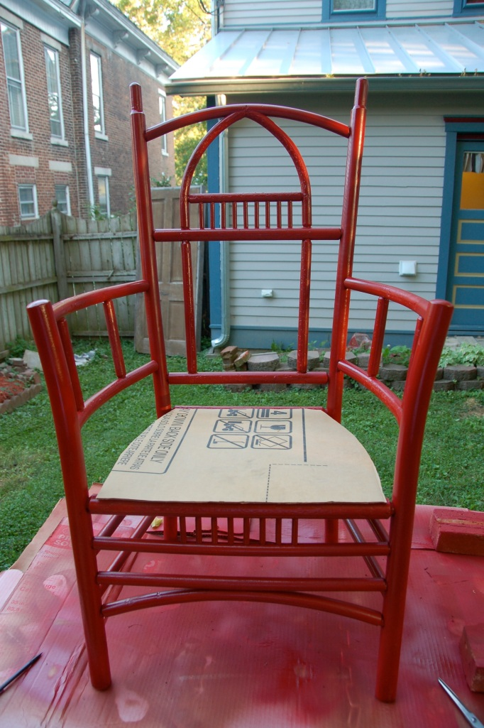 Red Chair22