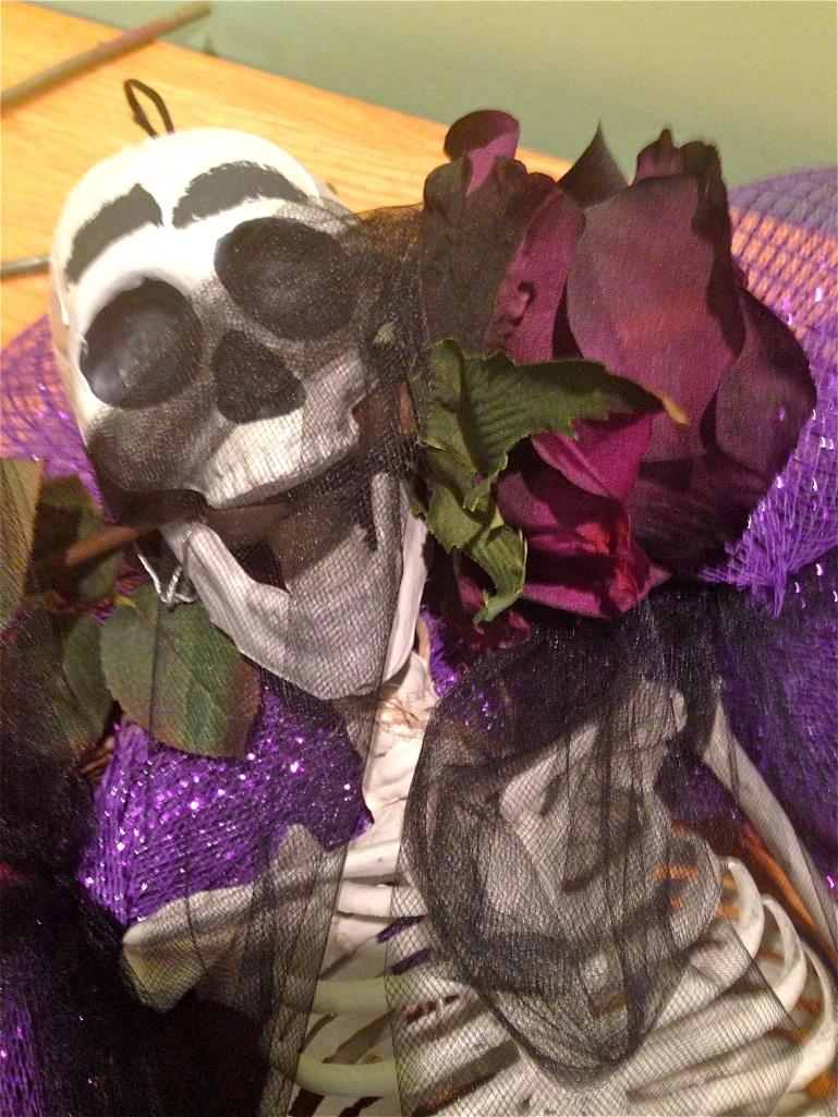 Halloween Wreath09