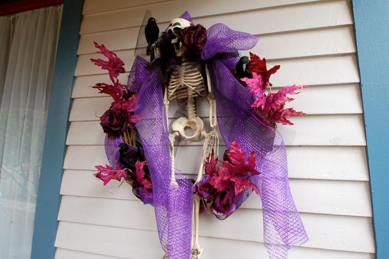 Halloween Wreath10