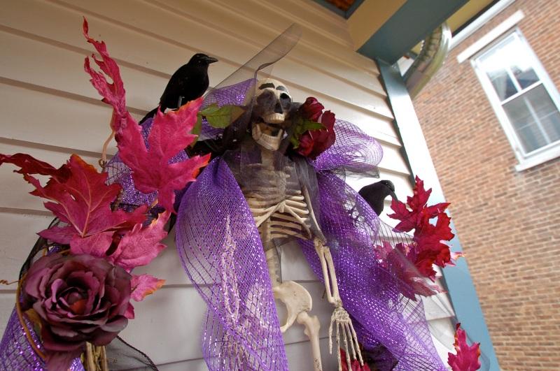 Halloween Wreath12