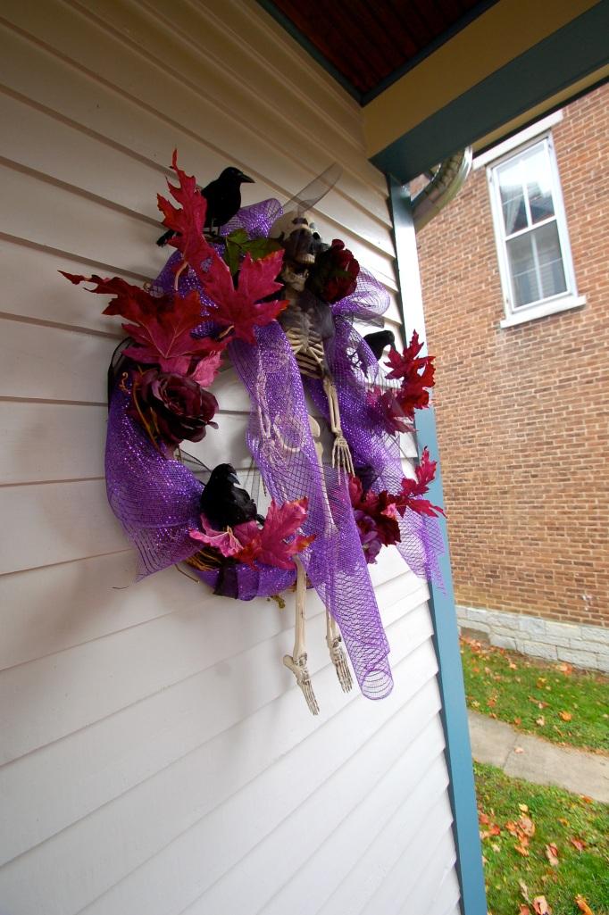 Halloween Wreath13