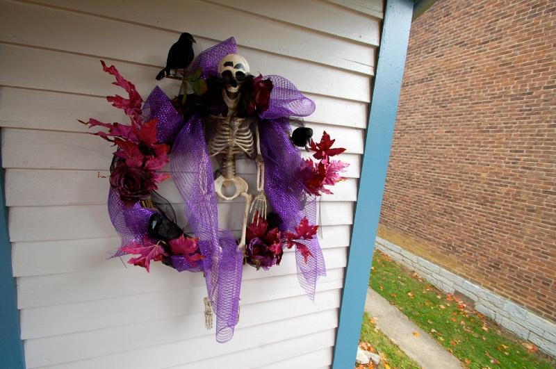 Halloween Wreath22