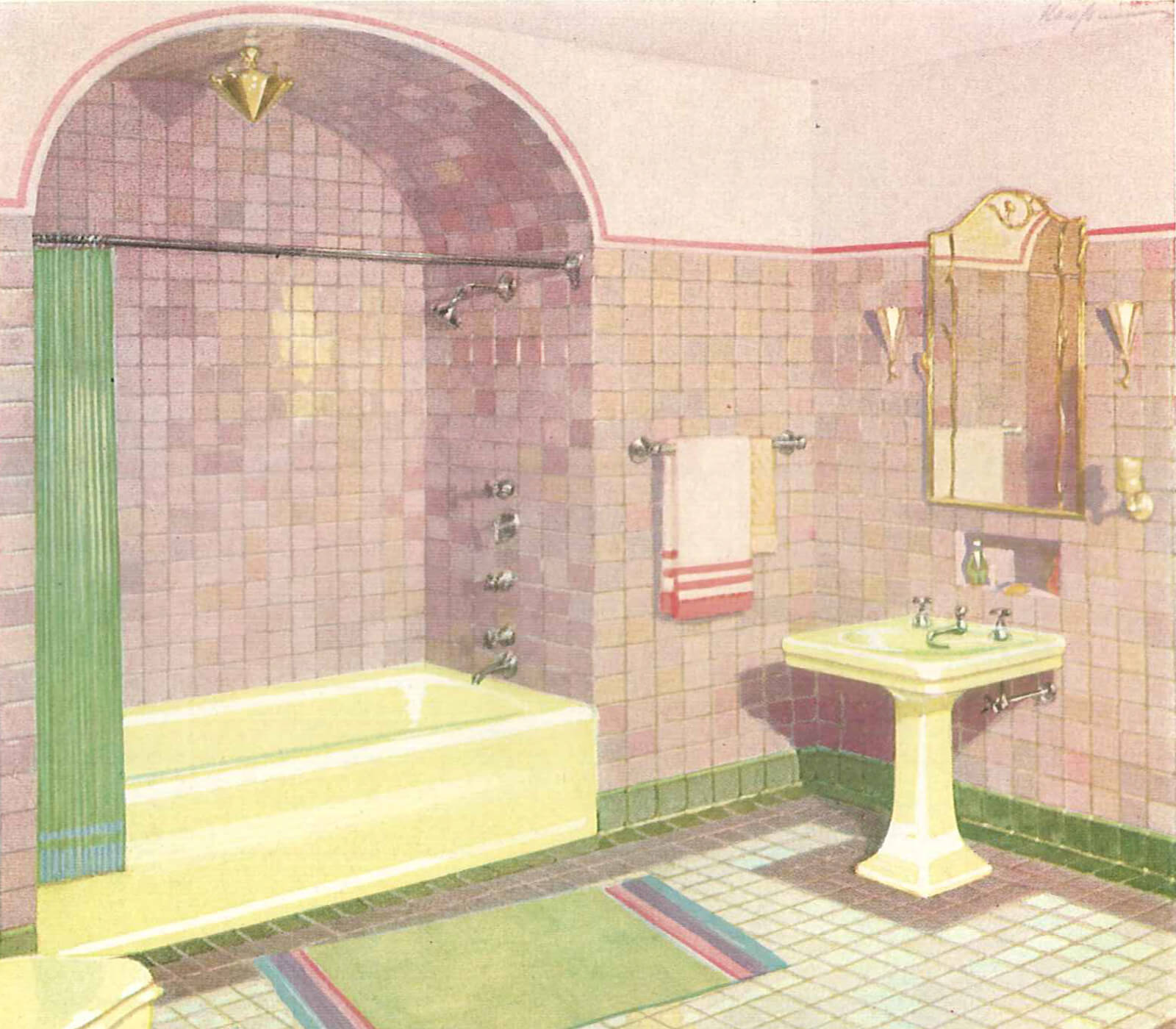 My Love Affair With Bathrooms, Part One: An Introduction ...