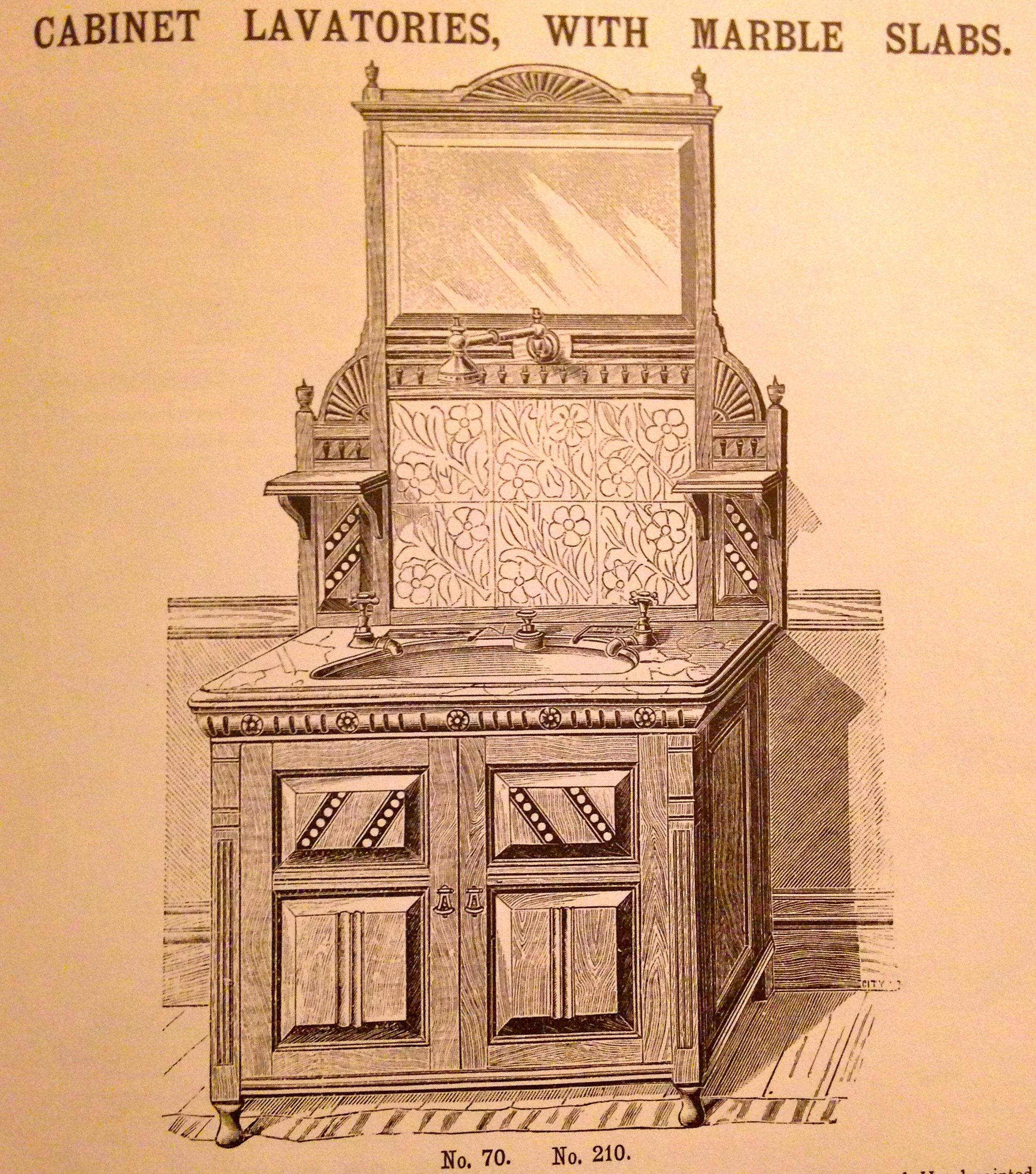 Victorian Bathroom: Victorian Bathrooms : A History Lesson
